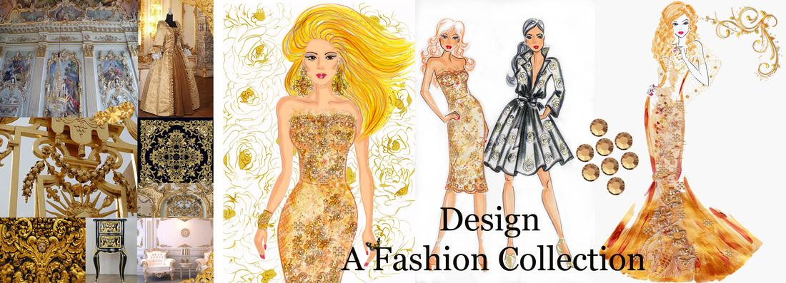 The 3 week amazing design course!  sc 1 st  essentially inspired and designed by olena luggassi & Design A Fashion Collection - ESSENTIALLY INSPIRED AND DESIGNED